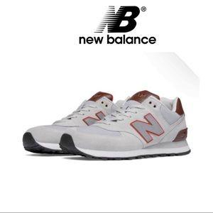 Men's 574 Beach Cruiser Casual New Balance Sneaker